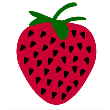 Strawberry Stock Vector - 12833804