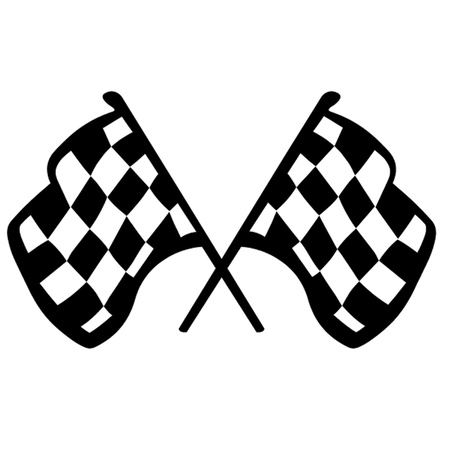 Grand Prix Racing Flags
