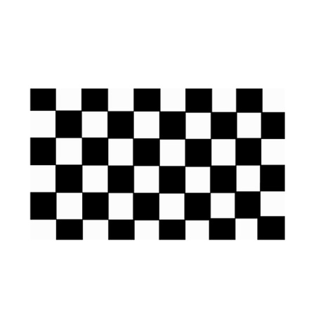 formula one racing: Checkerboard Illustration