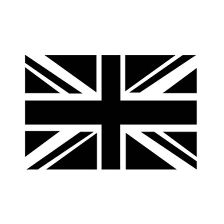 buckingham palace: Flag of Great Britain