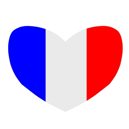 Love France Stock Vector - 15357301