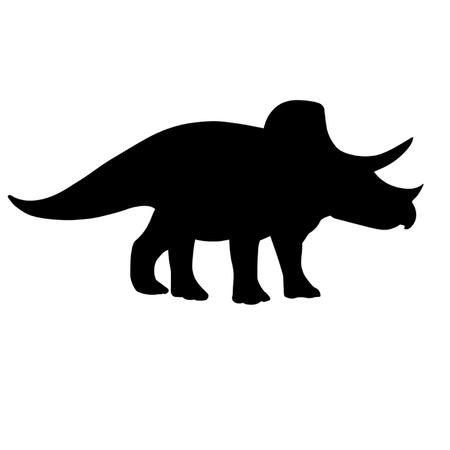 triceratops: Triceratops Dinosaur Illustration