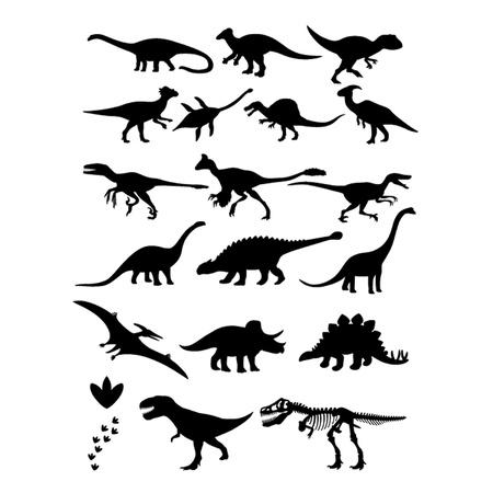 dinosauro: Dinosaur Selezione Vettoriali