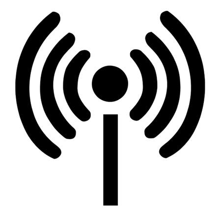 tele communication: Wi-Fi Symbol