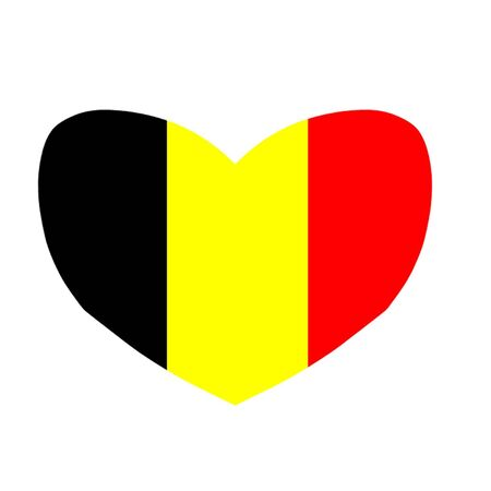 Love Belgium Stock Vector - 16173031