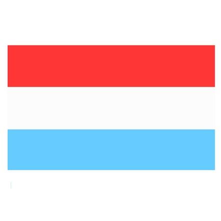 breaks: Bandera de Luxemburgo