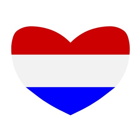 Love the Netherlands Stock Vector - 16173036