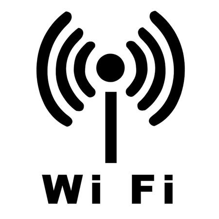 Wi-Fi Symbol Stock Vector - 16173078