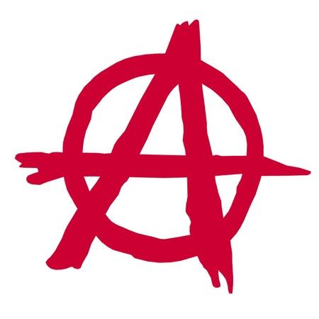philosophy: Anarchy Symbol