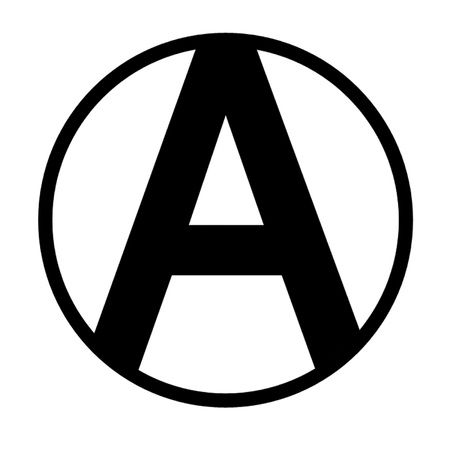 anarchism: Anarchy Symbol