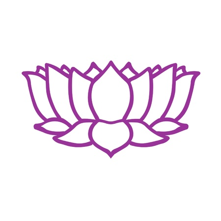 Lotus Flower Stock Vector - 17284790