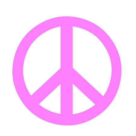 nuclear weapon: CND Peace Symbol