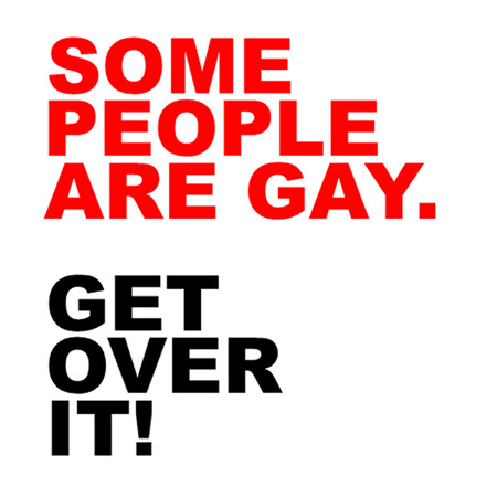 transgender: Some People Are Gay Get Over It
