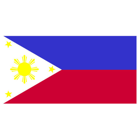 philippines flag: Flag of the Philippines