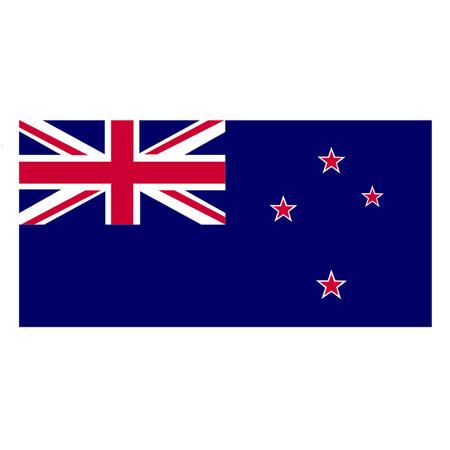 hamilton: Flag Of New Zealand