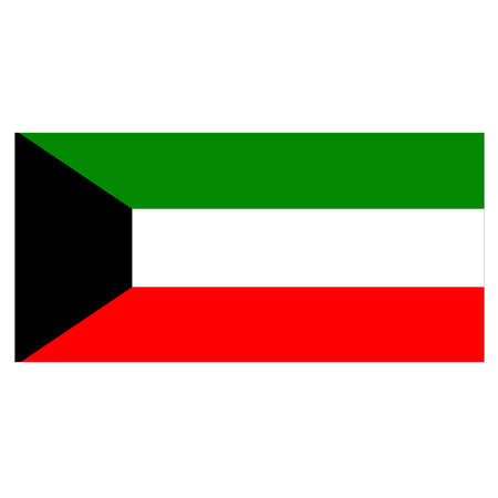 kuwait: Flag of Kuwait