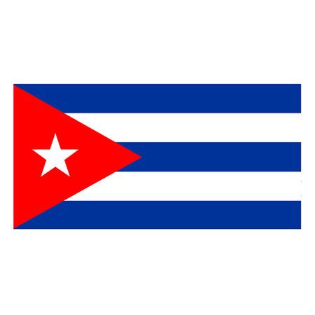 che guevara: Flag of Cuba