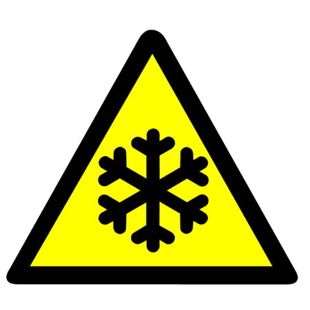 cold weather: Cold Weather Warning