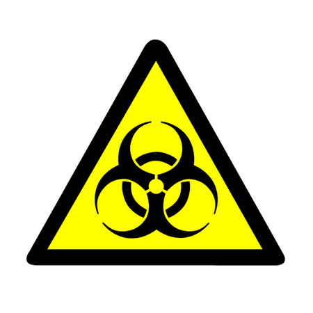 biological warfare: Biohazard Warning