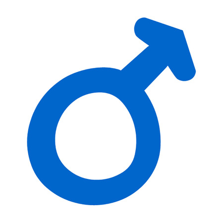 genders: Male Gender Symbol