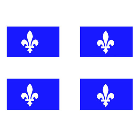 quebec: Flag of Quebec