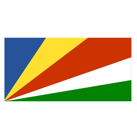 creole: Flag of the Seychelles