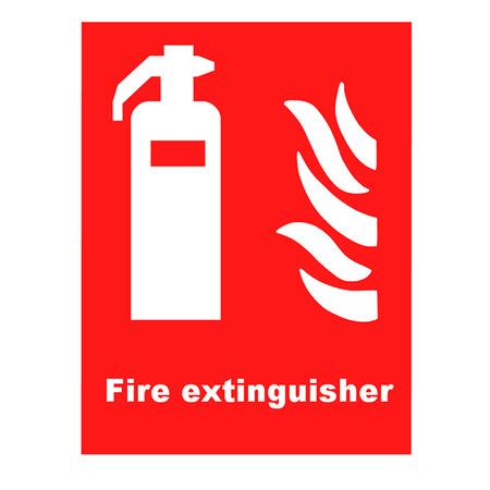 fire extinguisher symbol: Fire Extinguisher Symbol