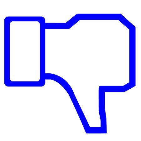 popularity popular: Dislike Symbol