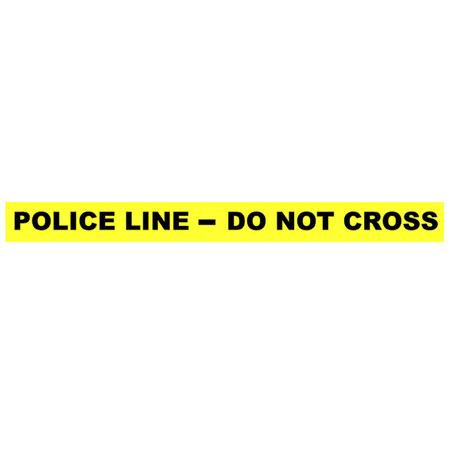 forensics: Police Line - Do Not Cross