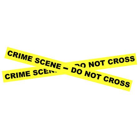 do not cross: Crime Scene - Do Not Cross