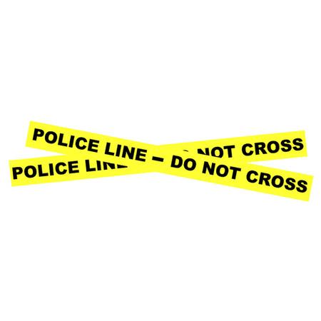 homicide: Police Line - Do Not Cross