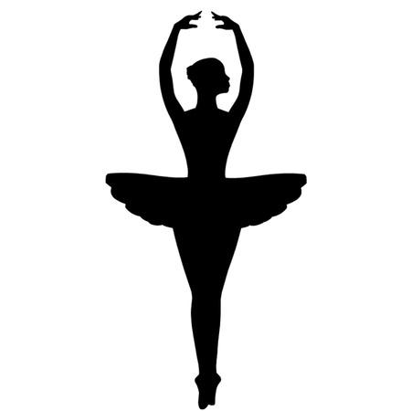 Ballerina in Pirouette