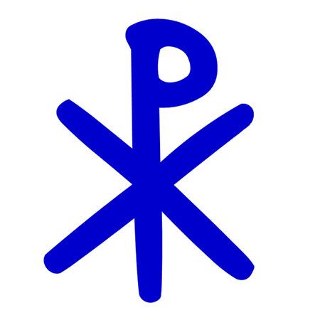 chi: Chi Rho Symbol