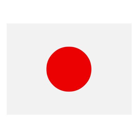 kanto: Flag of Japan