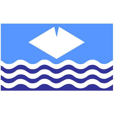 Isle of Wight Flag