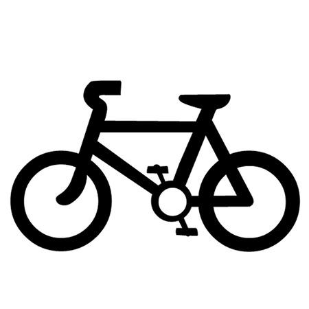 bicycle lane: Bicycle Illustration