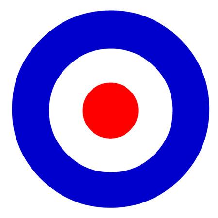 bullseye: Bullseye Target Illustration