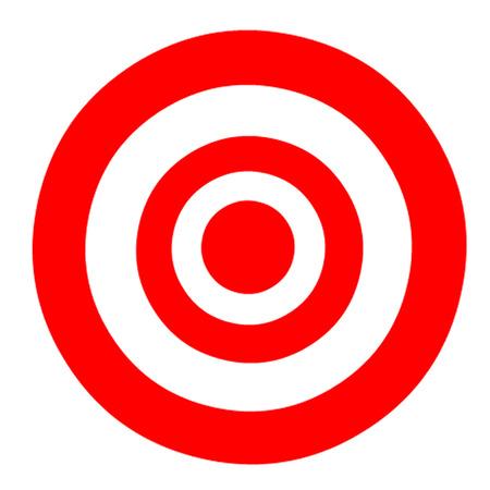 Bullseye Target  イラスト・ベクター素材