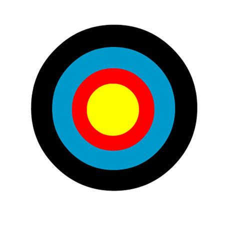 bullseye: Bulls eye Target