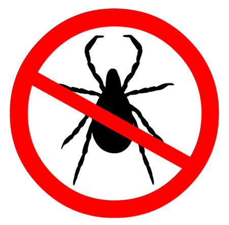 infestation: Beware of Ticks Symbol