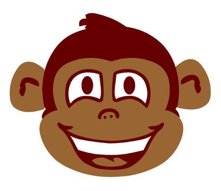 cheeky: Cheeky Monkey
