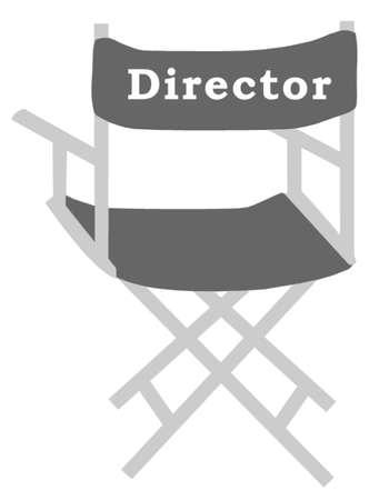 actress: Directors Chair