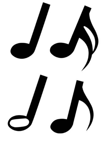 clefs: Musical Notes