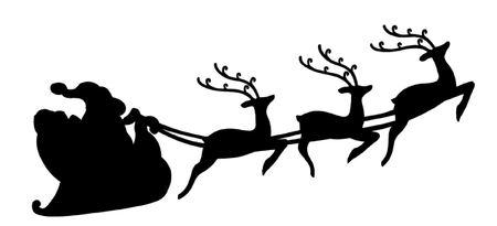 rudolf: Santa Sleigh