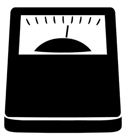 indulgence: Weighting Scales