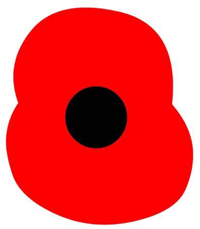 wwii: Rememberance Poppy