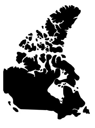 edmonton: Map of Canada