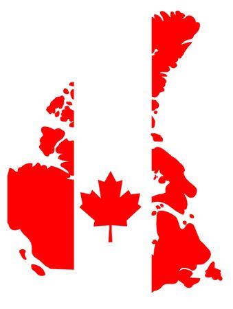 hamilton: Map of Canada