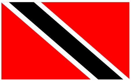 creole: Flag of Trinidad and Tobago