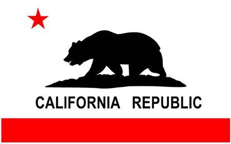 sierra nevada: Flag of California